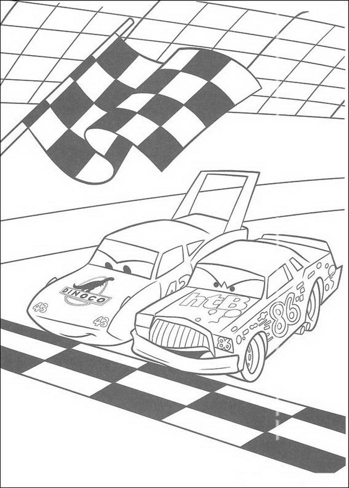 Cars Dibujos